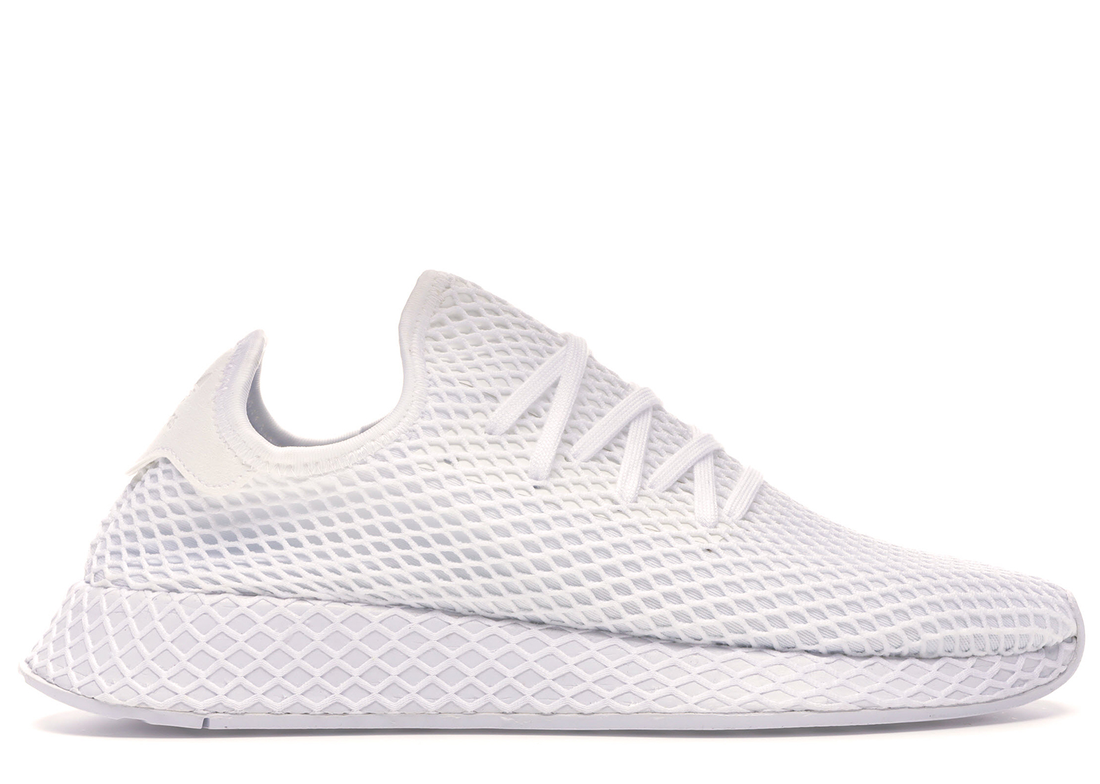 adidas Deerupt Triple White