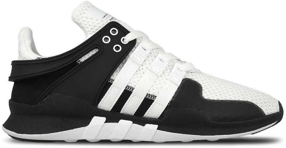 "adidas EQT Support ADV ""910"" White Core Black"