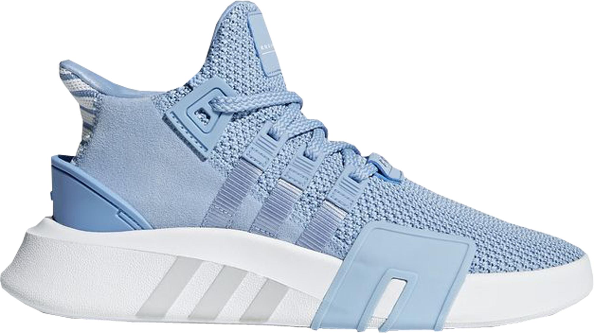 adidas eqt basket avanzata ash blu (w)