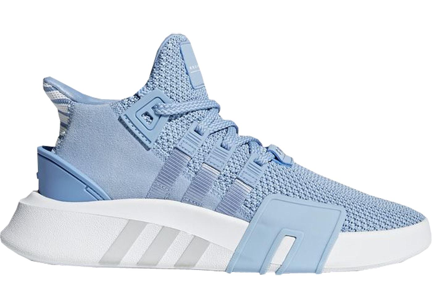 new styles 0b00a 91d9e adidas EQT Basketball Adv Ash Blue (W)