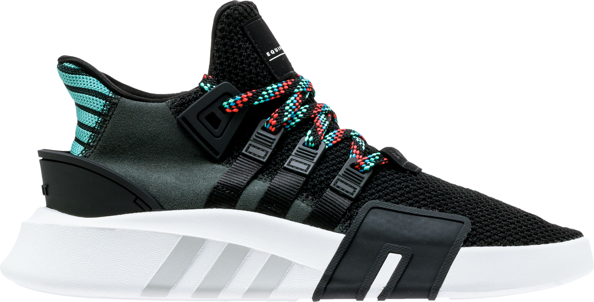 adidas EQT Basketball Adv Core Black Sub Green