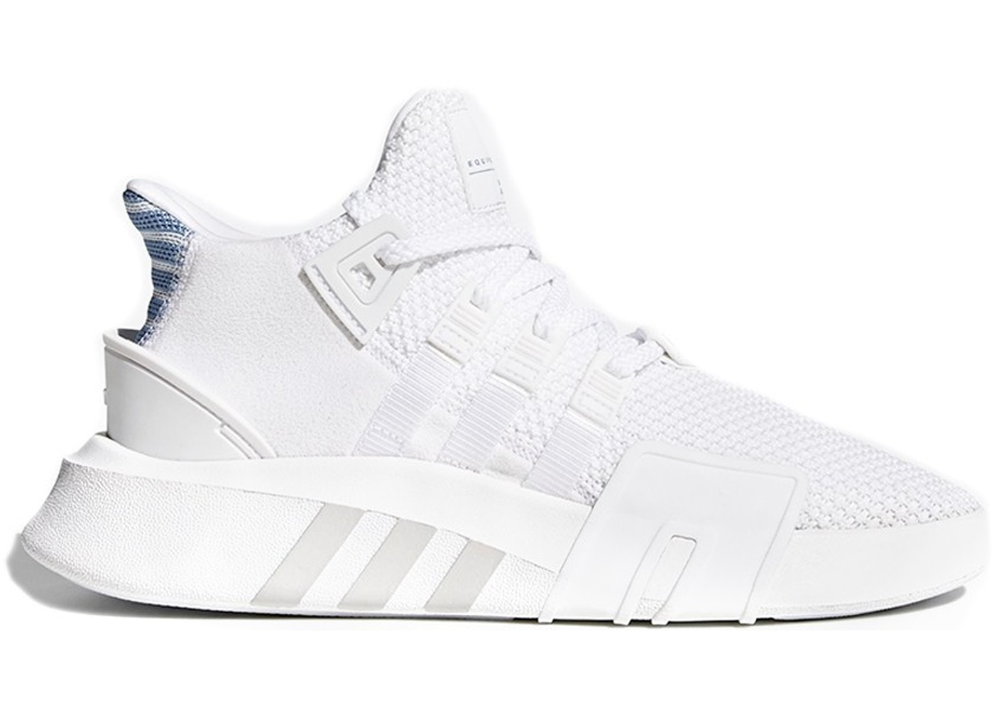 2fa2de9fb37 Sell. or Ask. Size  7W. View All Bids. adidas EQT Basketball Adv Running White  Ash Blue ...