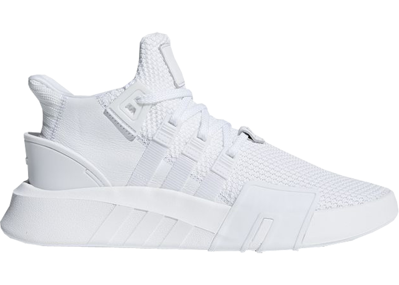 quality design 014a9 fed78 adidas EQT Basketball Adv Triple White