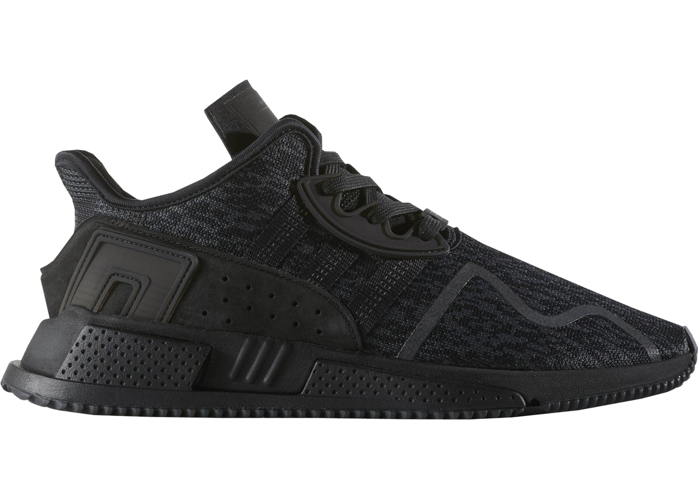 sale retailer 2b8c3 6be94 adidas EQT Cushion ADV Triple Black