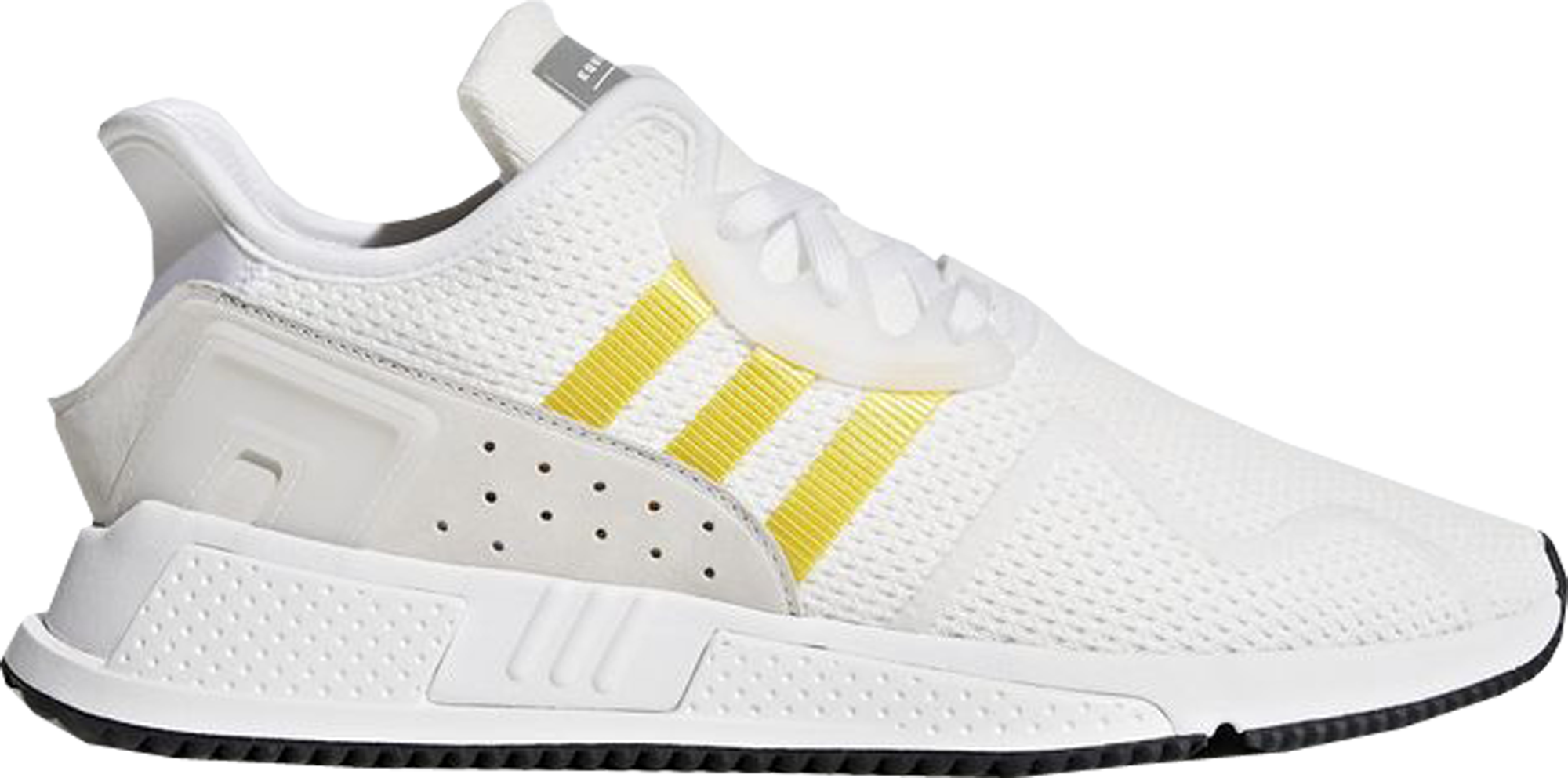 adidas EQT Cushion Adv White Equipment Yellow