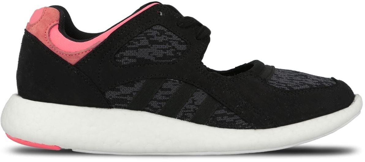 UA Adidas EQT 93/17 Boost All Black