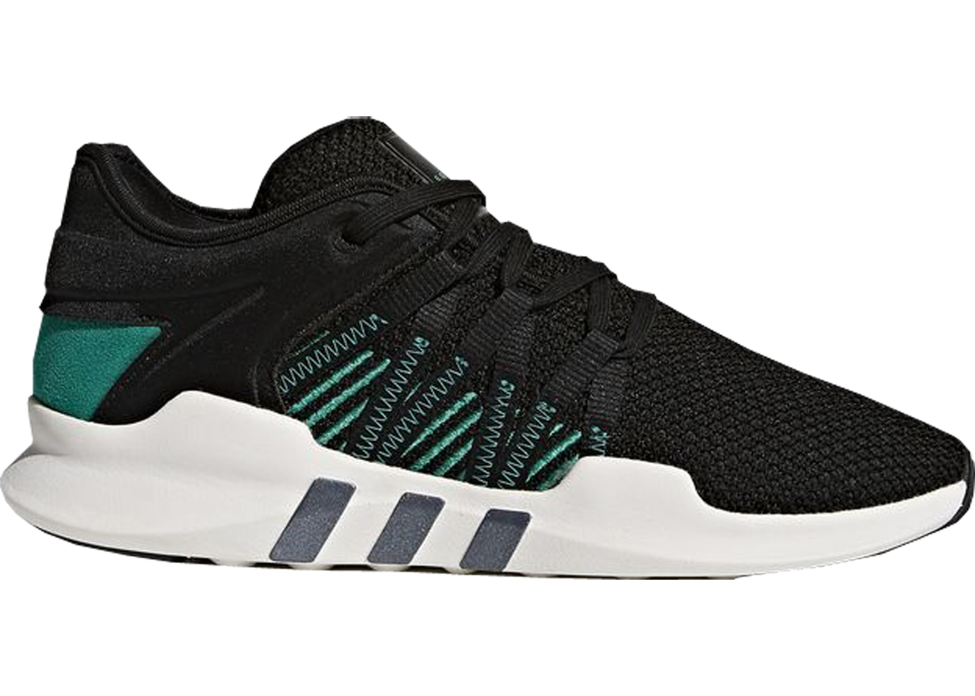 1028e21379b658 Sell. or Ask. Size --. View All Bids. adidas EQT Racing Adv Core Black Sub  Green ...