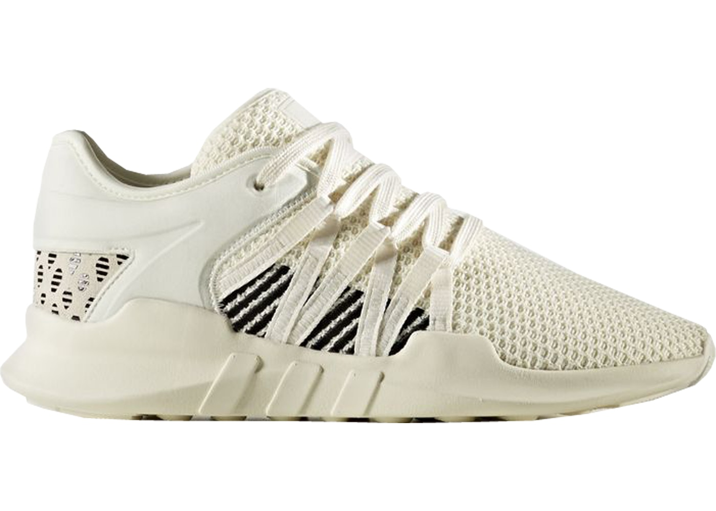 100% authentic 7665f b8151 adidas EQT Racing Adv Off White (W)