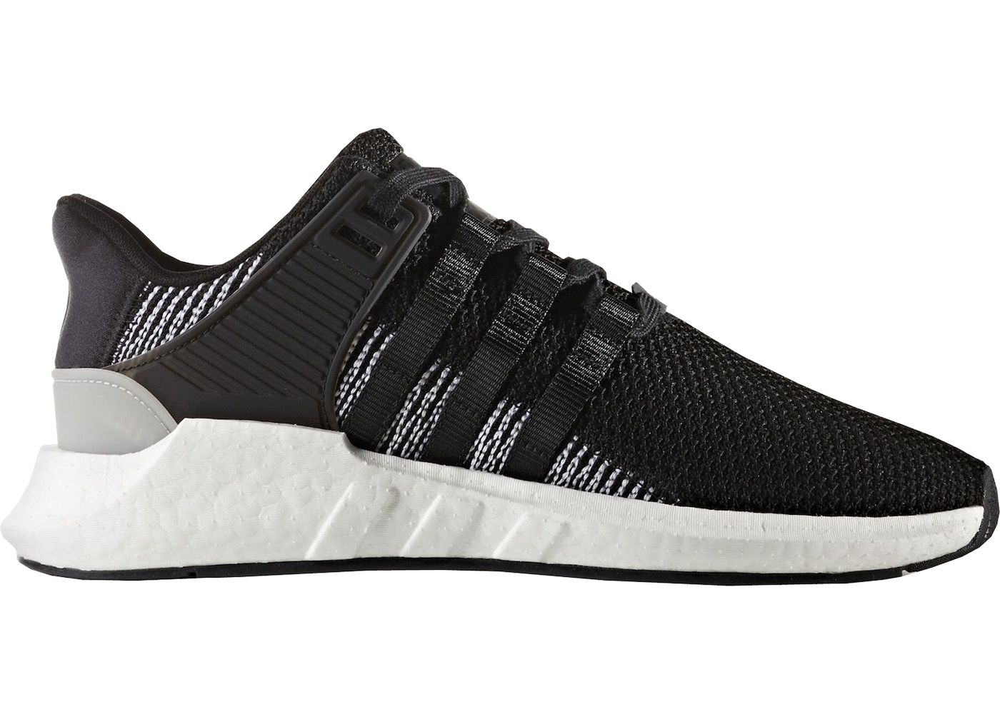 adidas eqt black and white