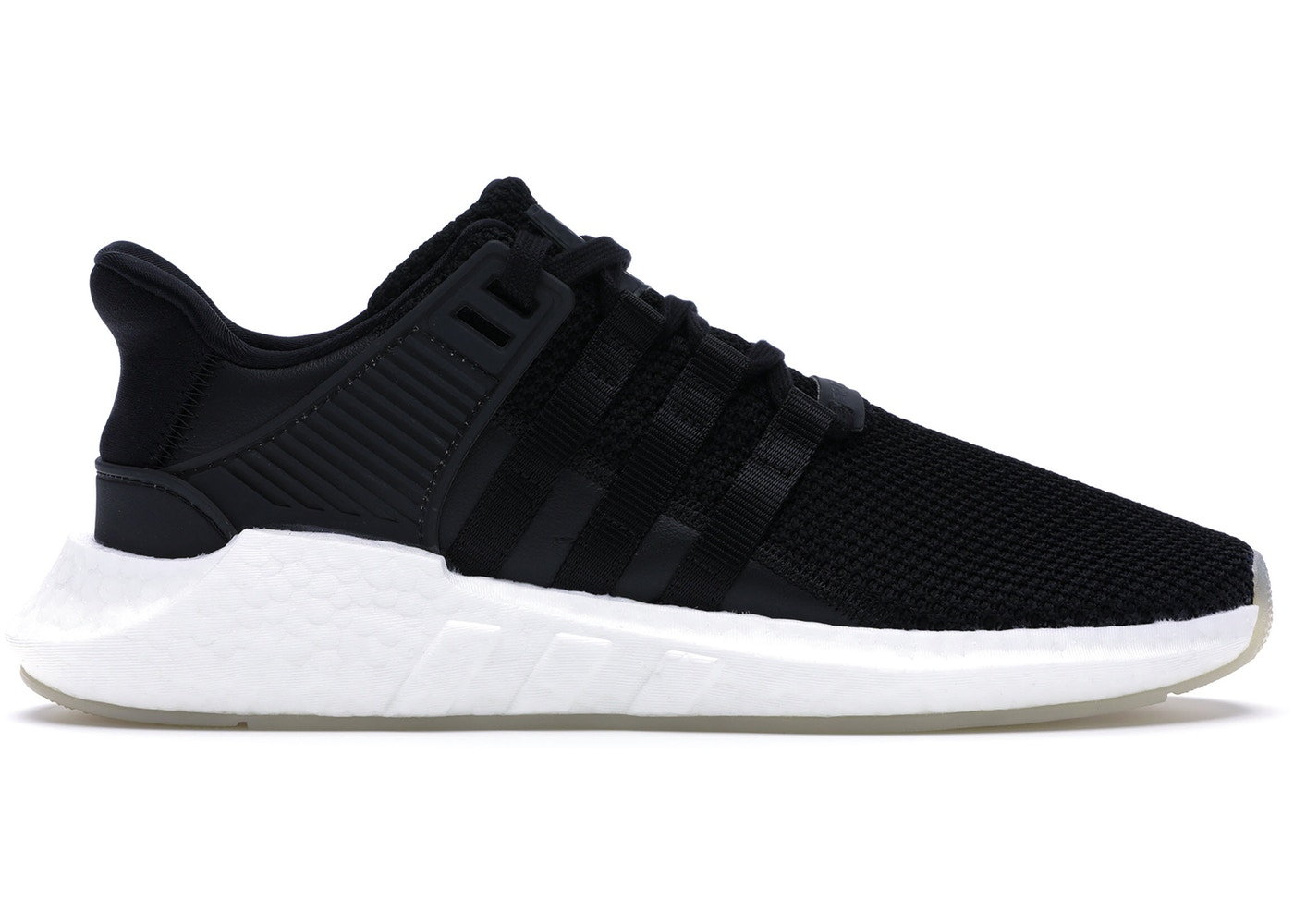 new arrival ffda9 aaf90 adidas EQT Support 93/17 Core Black