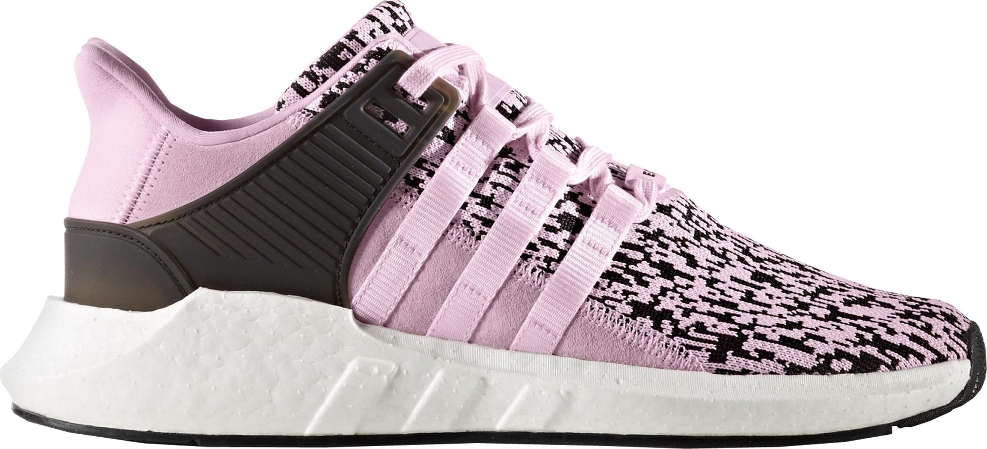 adidas EQT Support 93/17 Glitch Pink Black