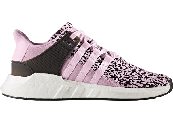 premium selection bf307 085a2 adidas EQT Support 9317 Glitch Pink Black - BZ0583
