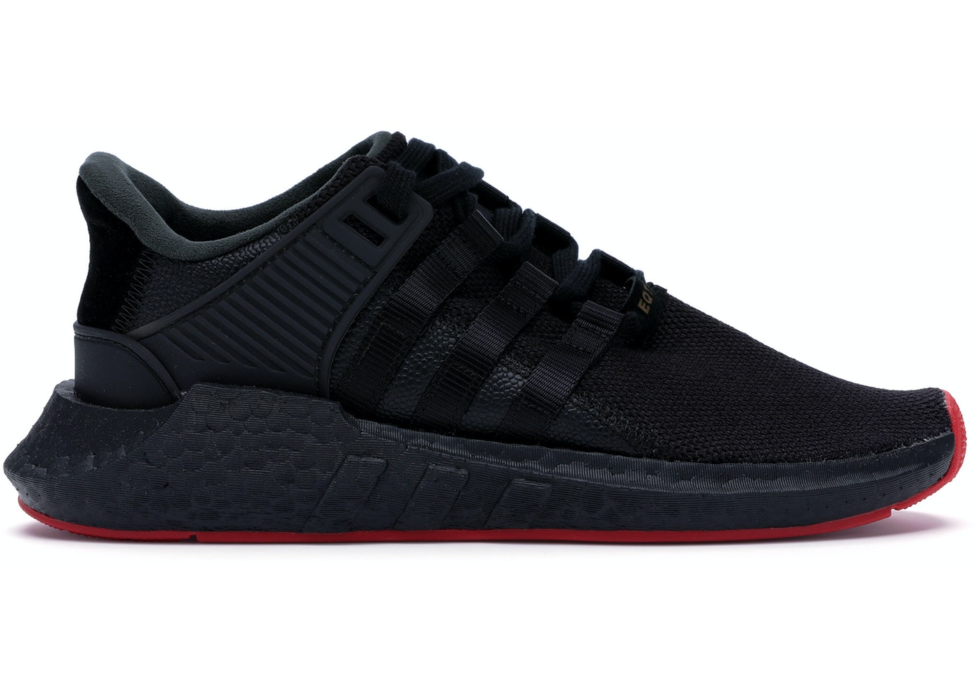 new concept 1dfc0 53a66 adidas EQT Support 9317 Red Carpet Pack Black - CQ2394