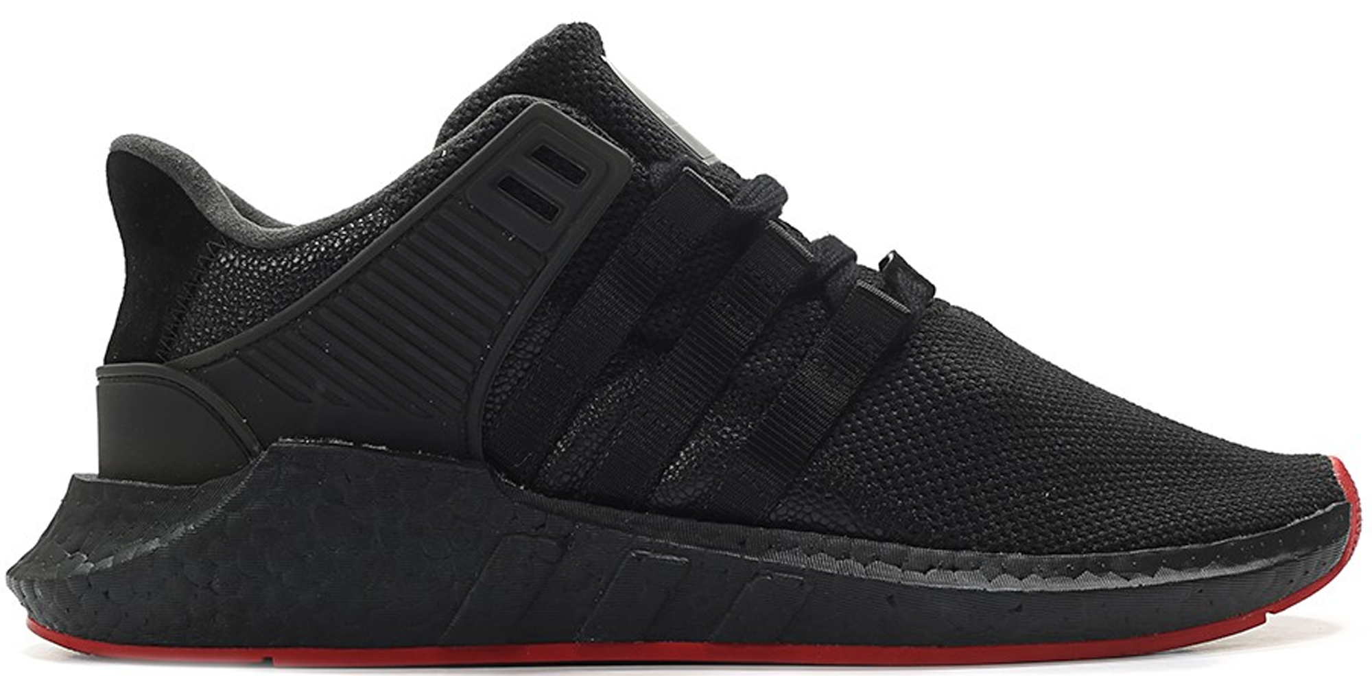 adidas EQT Support 93/17 Red Carpet Pack Black