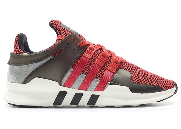 Adidas EQT Support ADV Core Black Turbo Red Baskèts
