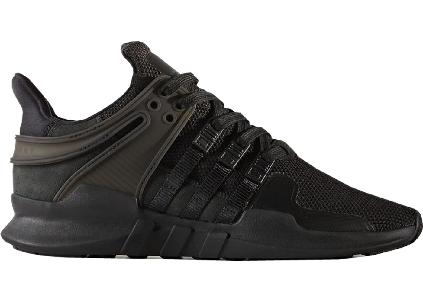 newest 2d24e a9513 adidas EQT Support ADV Core Black Sub Green (W)