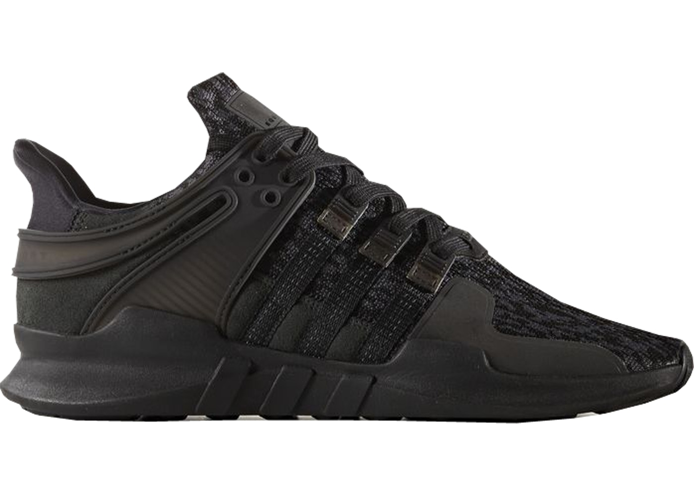 ca7e1f5a8083f adidas EQT Support ADV Core Black Sub Green - BY9589