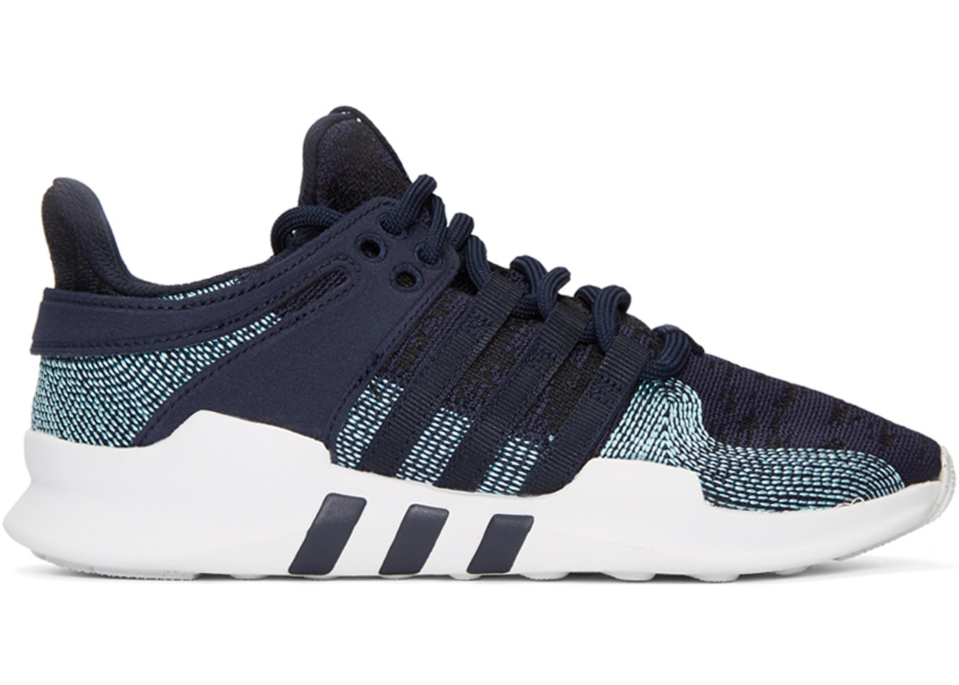 brand new info for 2018 sneakers adidas EQT Support ADV Parley Legend Ink