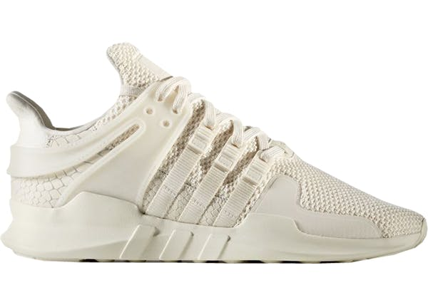new products 282d5 677fe ... Pack - CreamWhite BY9 adidas EQT Support ADV Snakeskin Chalk White ...