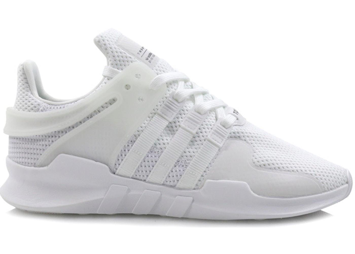 big sale cf9f7 f2d04 adidas EQT Support ADV Triple White