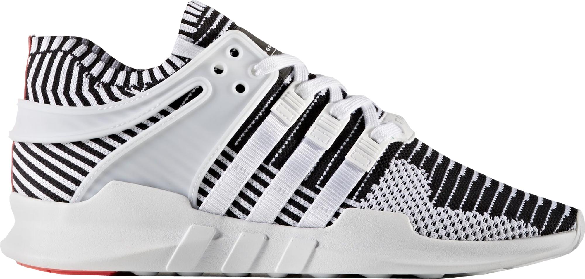 best service c0c0b a5883 adidas eqt 93 17 zebra