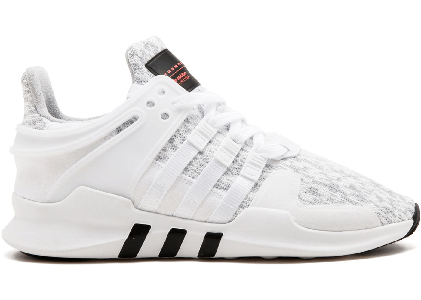ADIDAS MENS EQT SUPPORT ADV CLEAR ONYXWHITE SIZE 95 BB1305