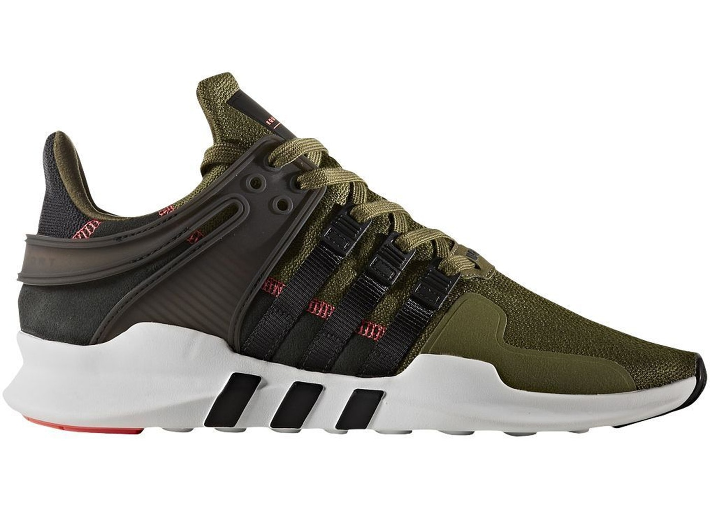 separation shoes 79097 67278 adidas EQT Support Adv Olive - S76961