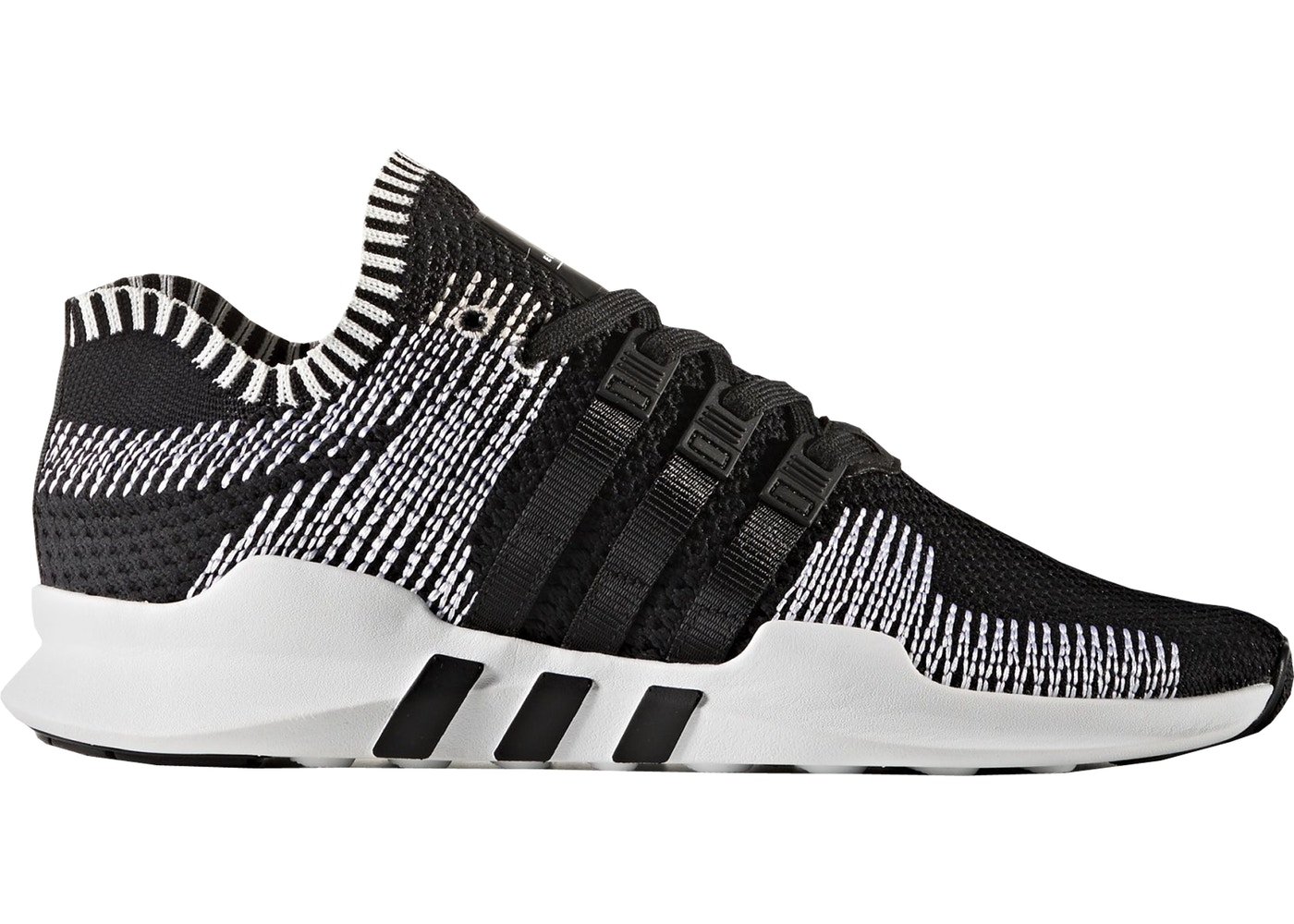 big sale b08da 7166e adidas EQT Support Adv Primeknit Black White