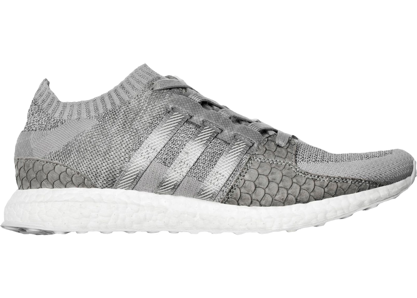 pretty nice e4a5c 54433 adidas Ultra Boost EQT Support Pusha T King Push Greyscale