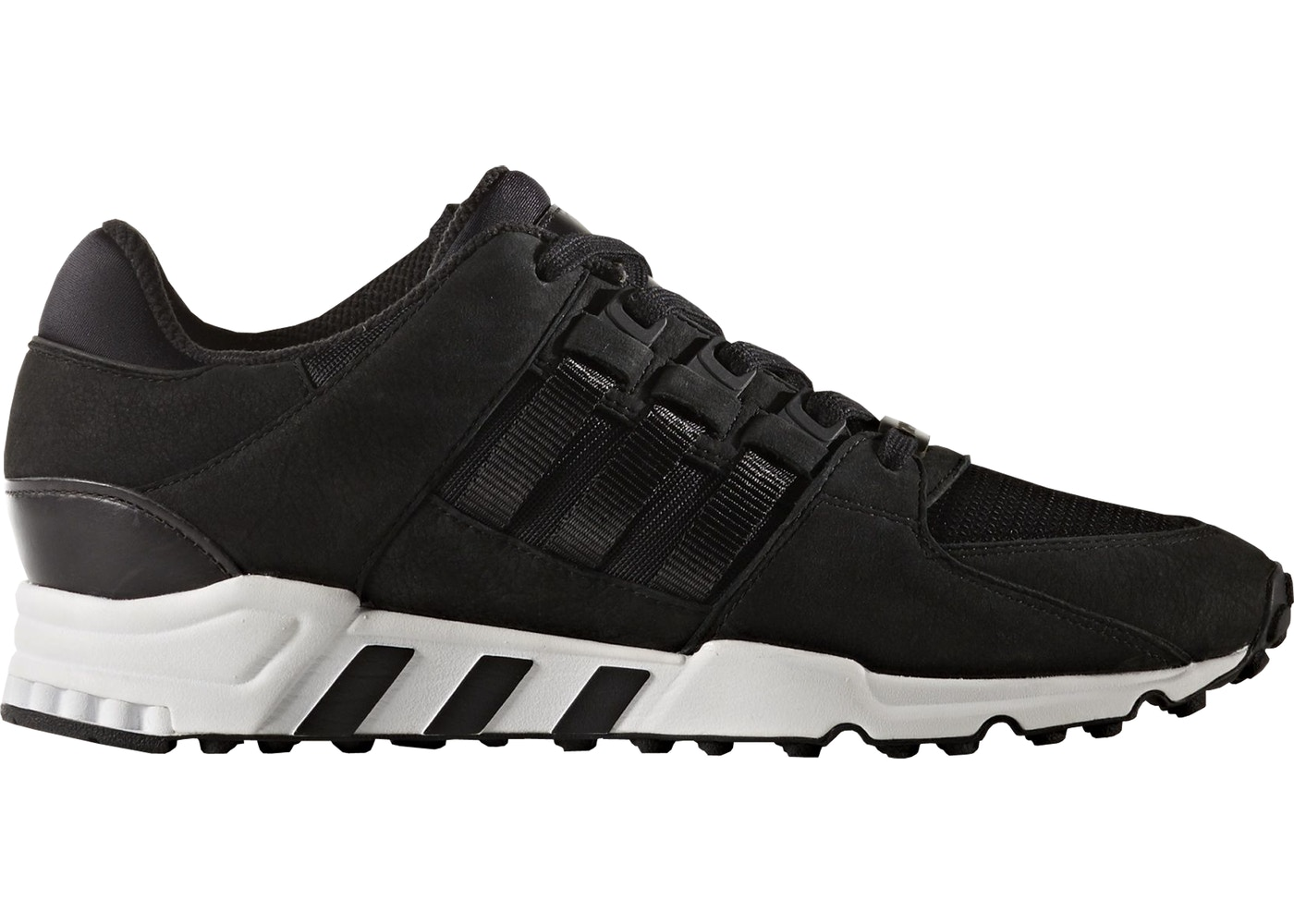 ... adidas EQT Support RF Milled Leather Black ... 8fa8288be