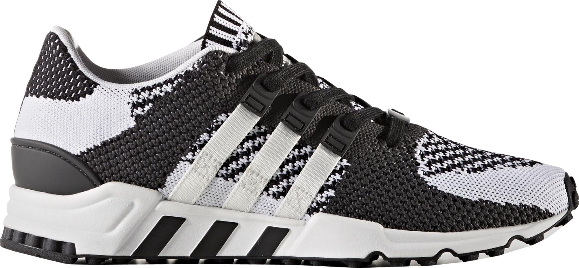adidas EQT Support RF Primeknit Black White