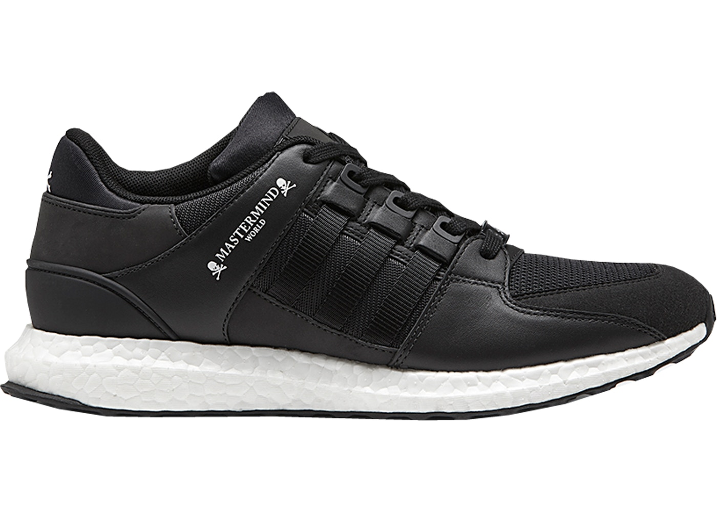 quality design 00d68 8c5b6 adidas EQT Support Ultra mastermind Black