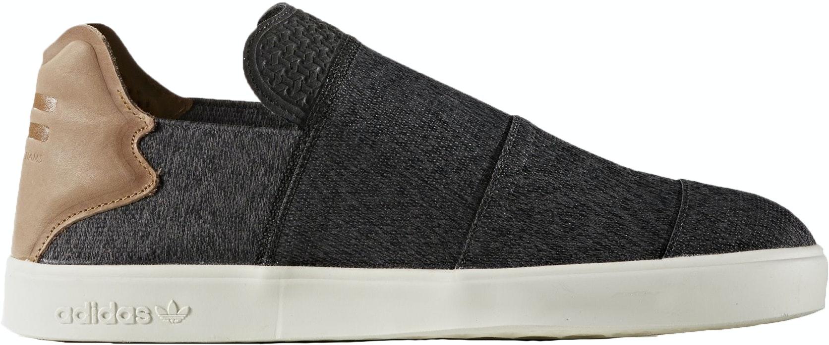 adidas Elastic Slip On Pharrell Core Black