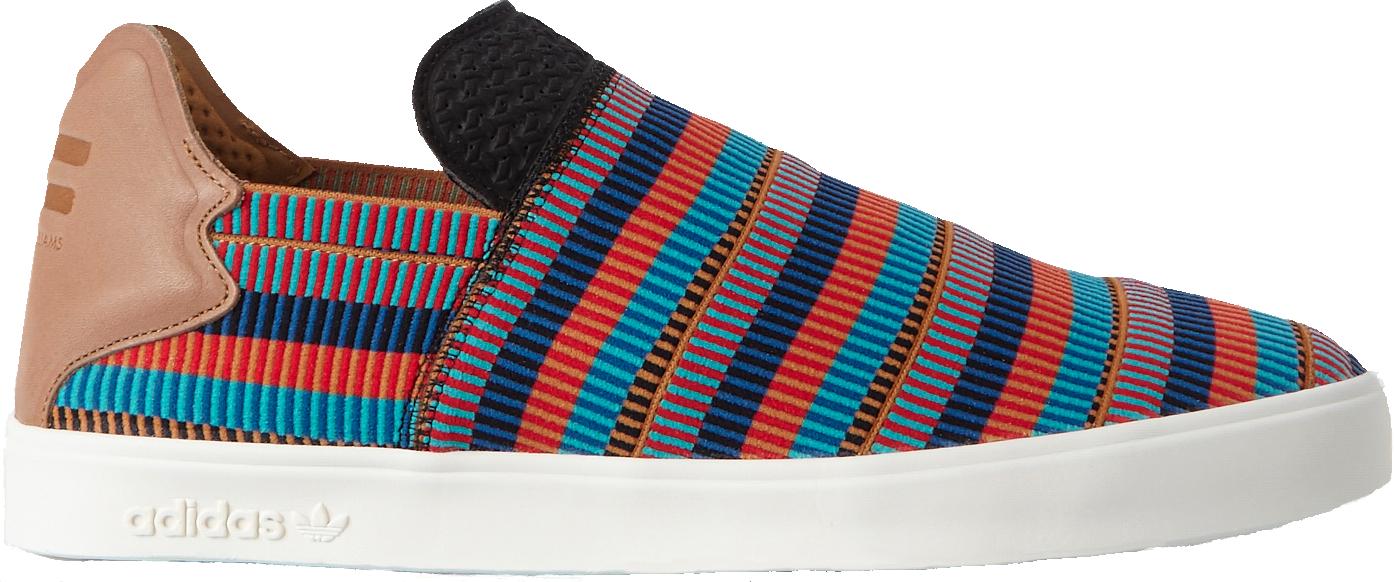 adidas Elastic Slip On Pharrell Multi-Color