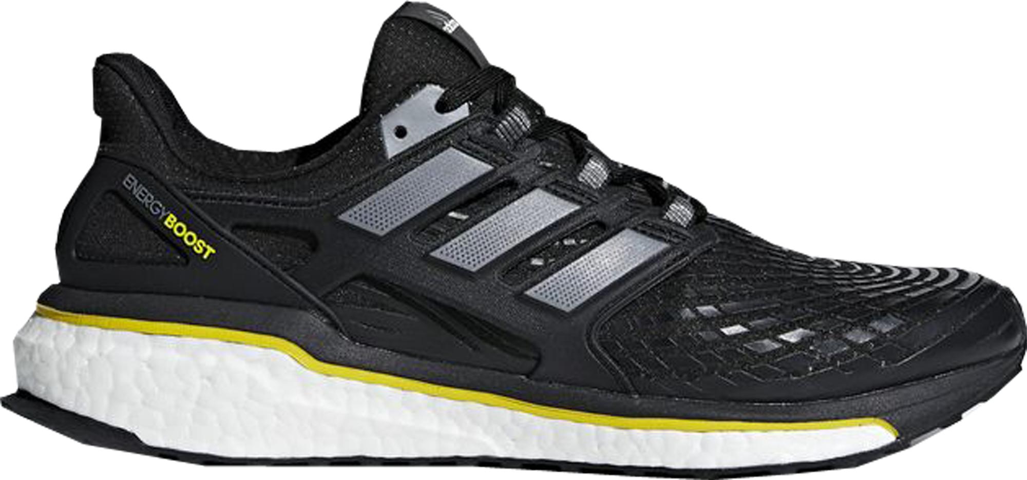 adidas Energy Boost 5th Anniversary Black Yellow
