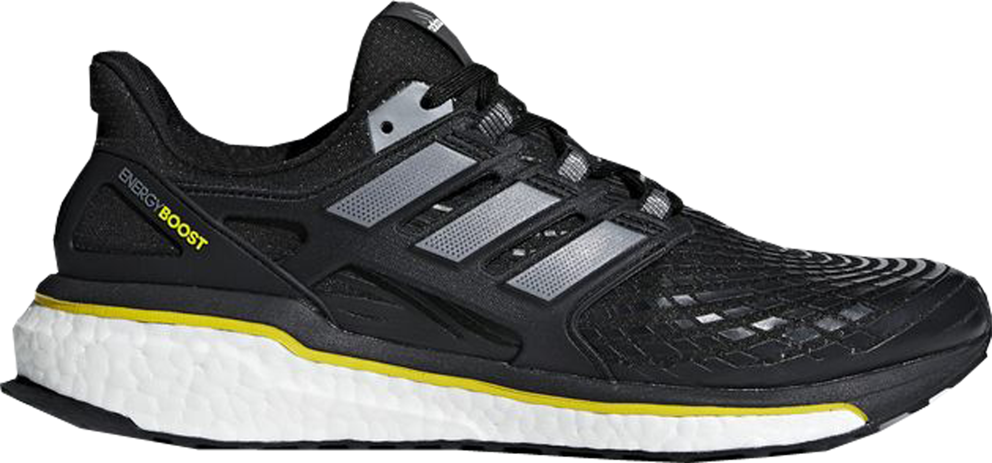 adidas Energy Boost 5th Anniversary Black Yellow