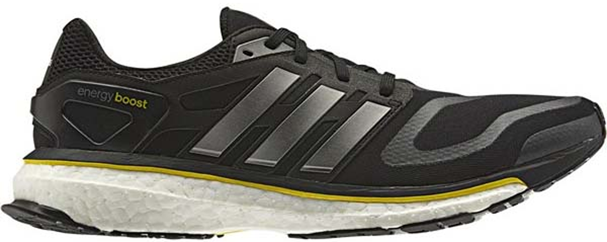adidas Energy Boost OG 5th Anniversary Black Yellow