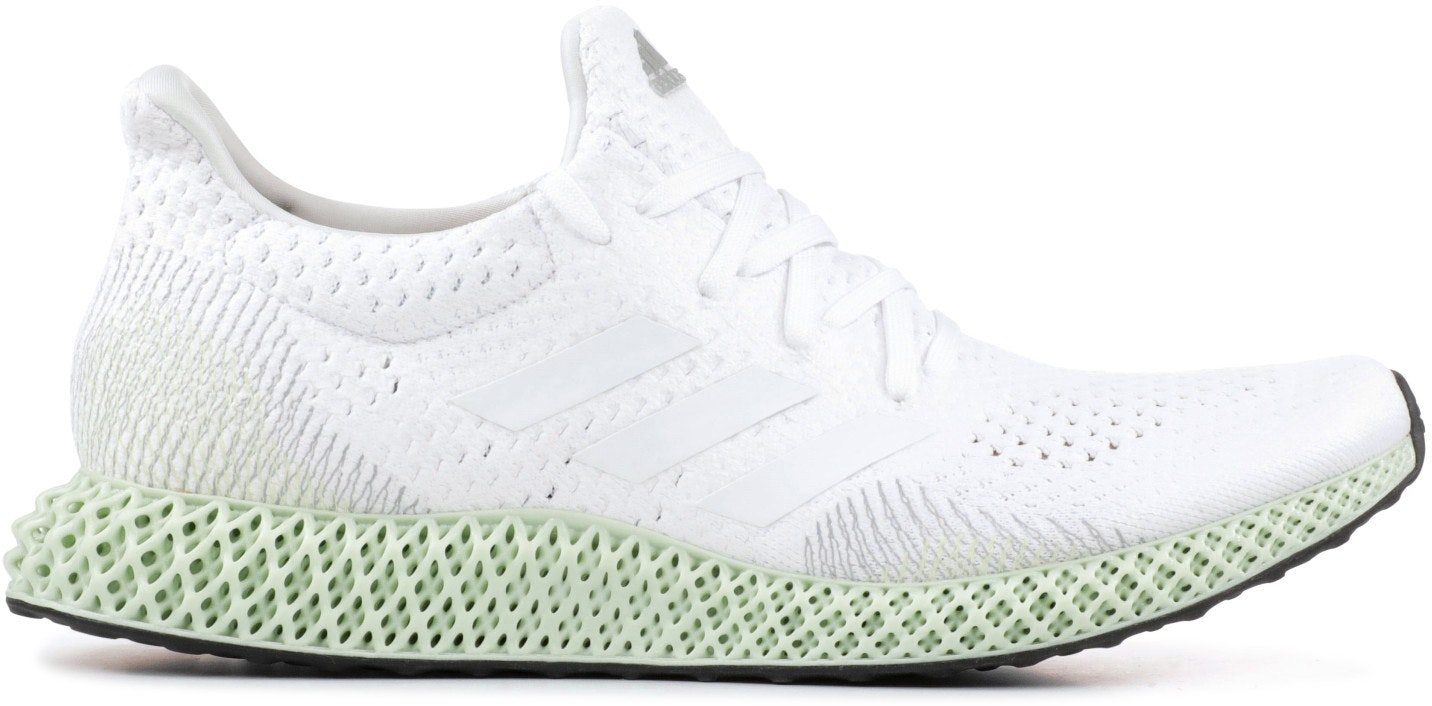 adidas FutureCraft 4D White Ash Green (F&F)