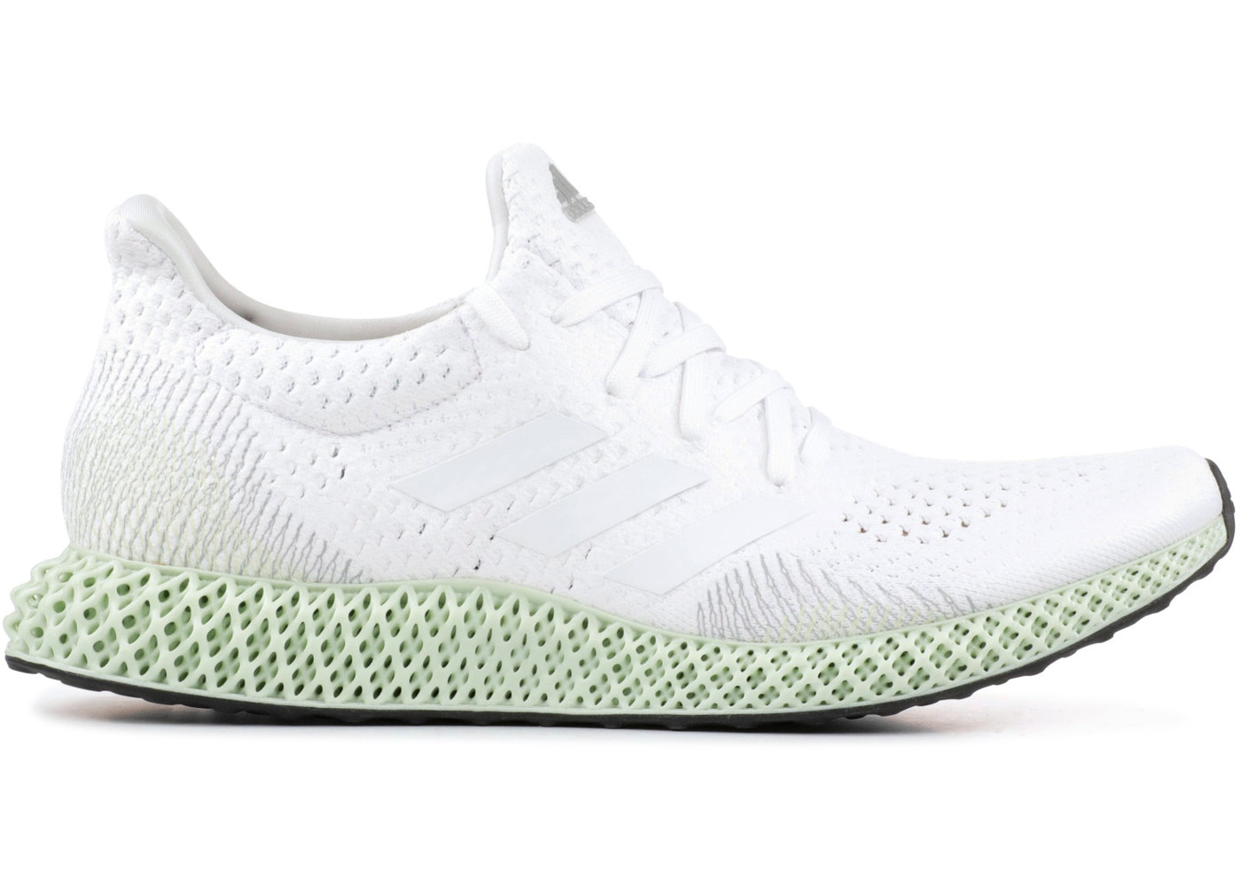 9980688de adidas FutureCraft 4D White Ash Green (F F) - BD7701