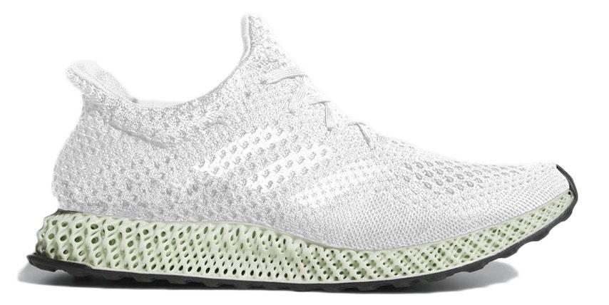 adidas FutureCraft 4D White Ash Green (F&F)