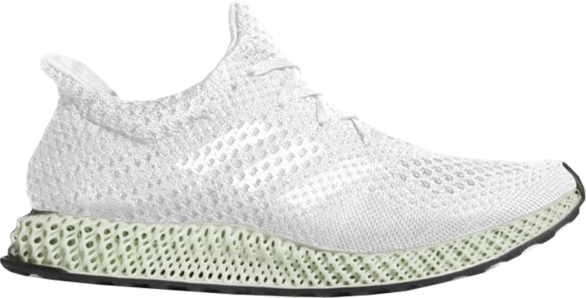 adidas Futurecraft 4D White Ash Green