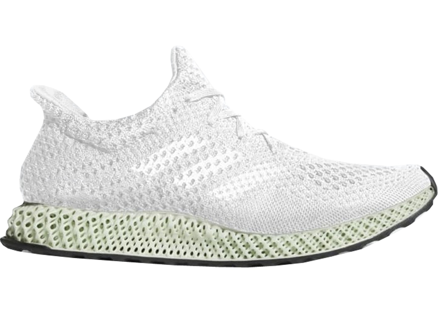4d White Green Adidas Futurecraft Ash 2IEDH9