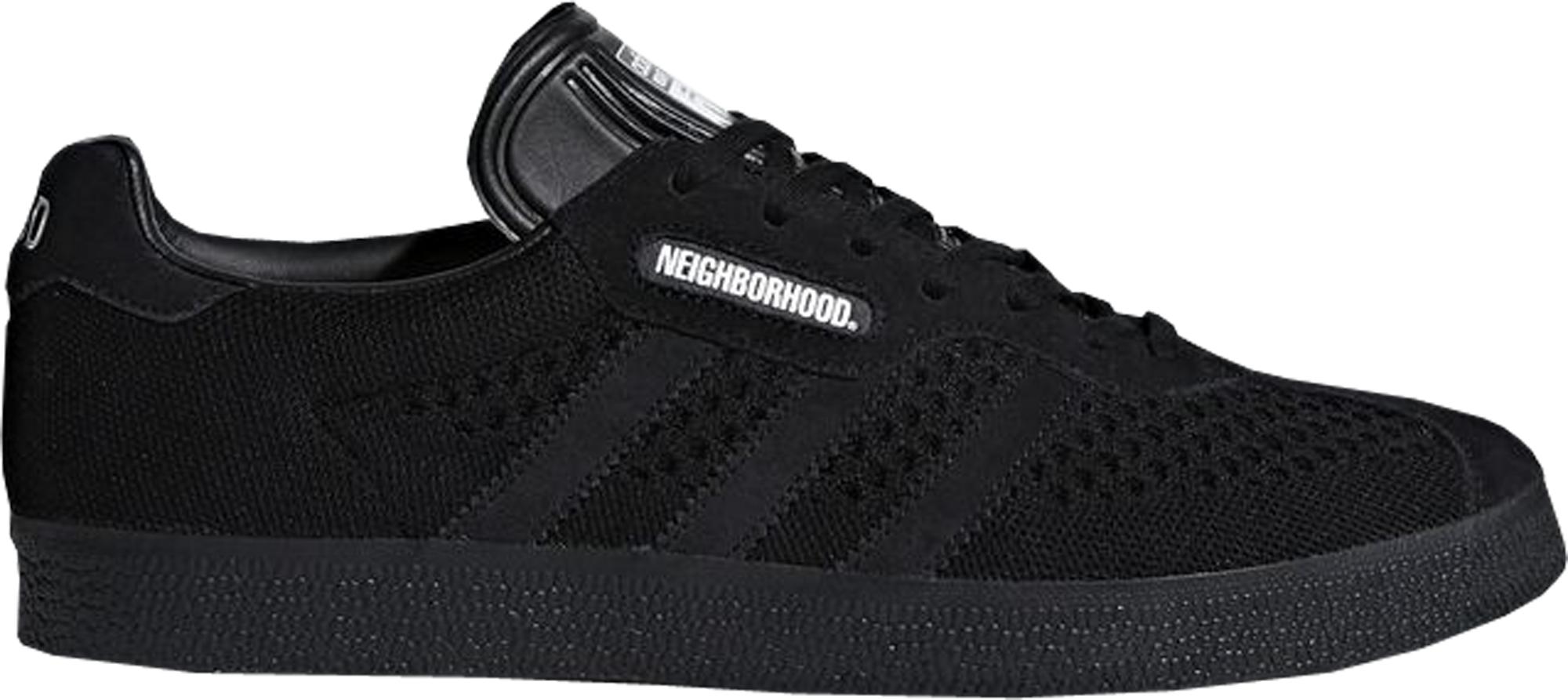 adidas Gazelle Super Neighborhood Triple Black