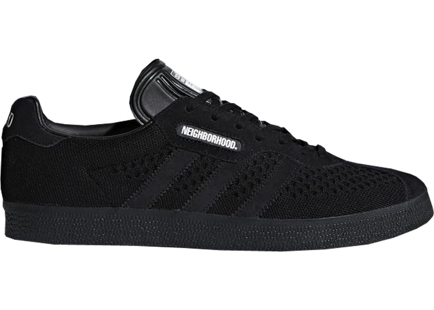 online retailer 16042 d474a Adidas Black Triple Neighborhood Gazelle Da8836 Super OSTwvO