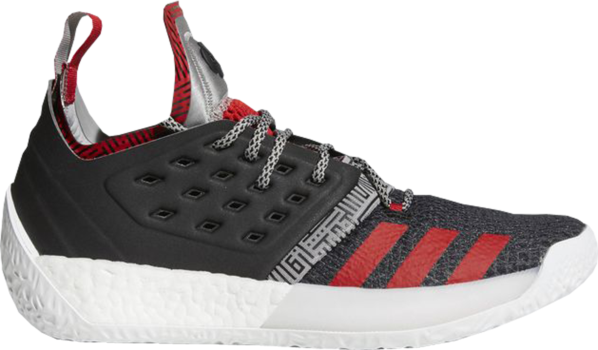 2415f515b7b2 Athletic Shoes Adidas James Harden Vol 2 Lift Off Black Scarlet grey Mens  sizes AH2123 Clothing