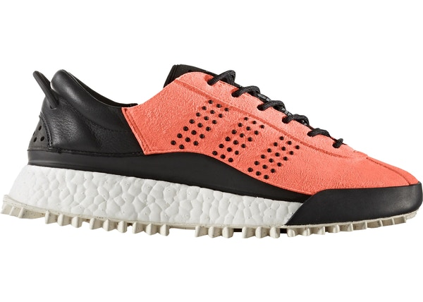 newest ea82c a43cb adidas Hike Lo Alexander Wang Glow Orange - AC6840