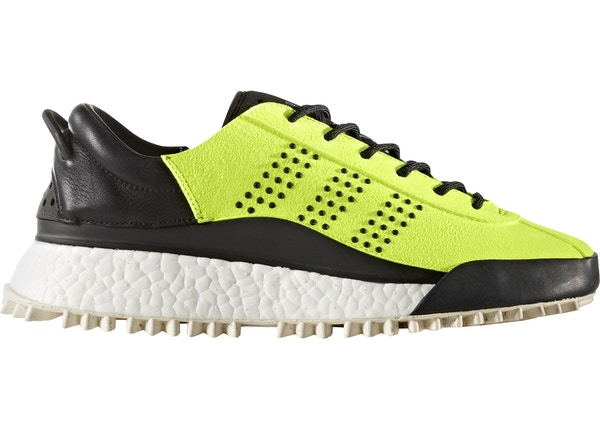 info for 24ed5 a9b80 adidas Hike Lo Alexander Wang Solar Yellow - AC6841