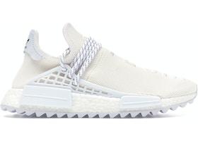 purchase cheap ce400 d86b3 adidas Human Race NMD Pharrell Blank Canvas