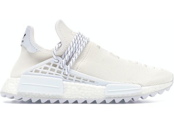 differently 07b24 a1f6c adidas Human Race NMD Pharrell Blank Canvas - AC7031