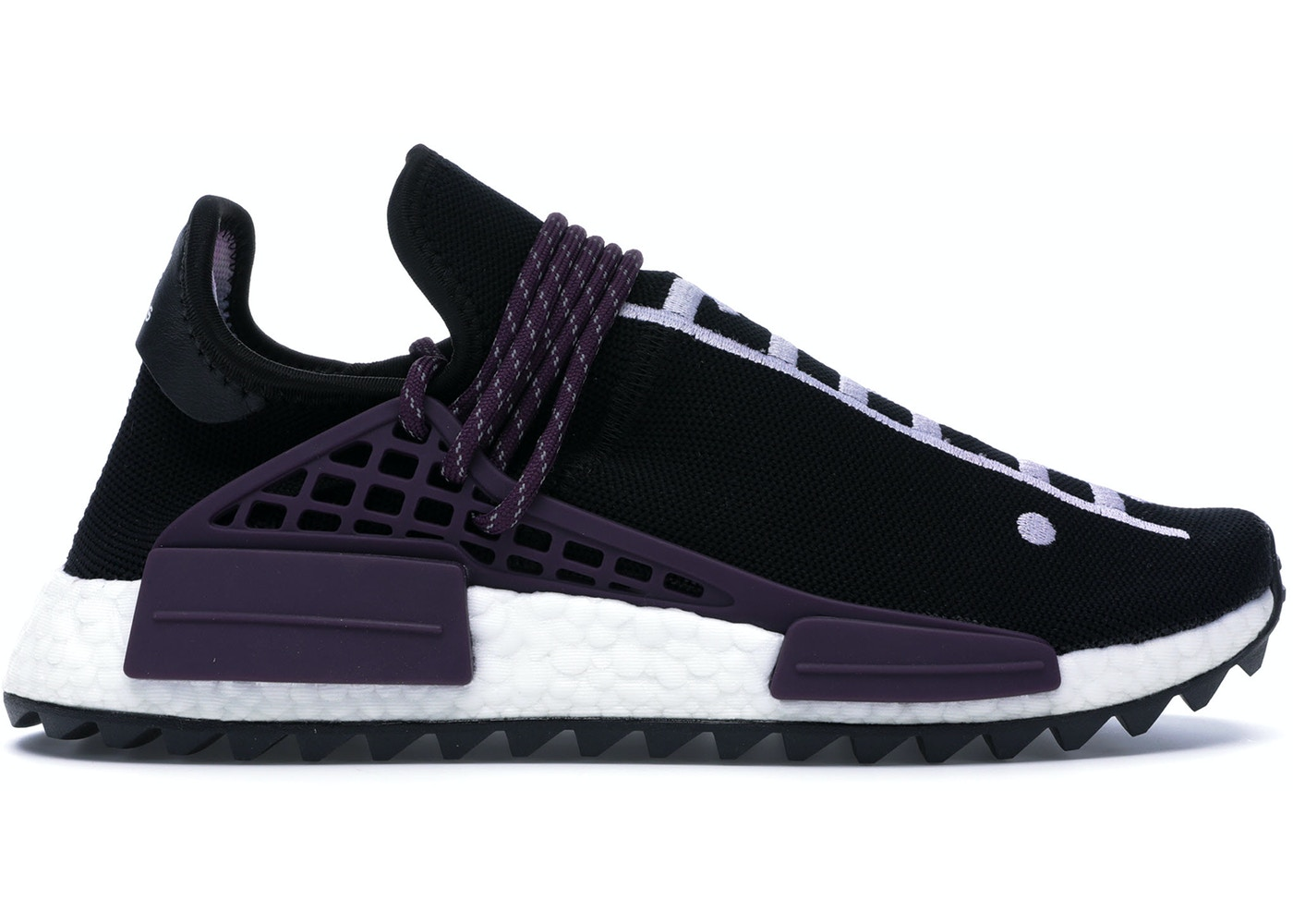 buy popular 3383f b0676 adidas Human Race NMD Pharrell Holi Festival (Core Black)